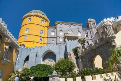 Private Half-Day Tour: Highlights of Sintra, Cascais and Estoril
