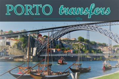 Airport transfer to/from Porto (Private, All Inclusive)