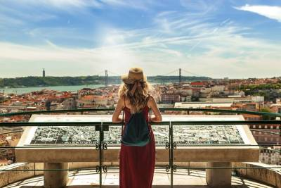 Full-Day Private Tour of Lisbon and Sintra