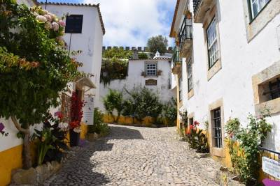 Óbidos, Buddha Eden and Peniche Full Day Tour From Lisbon