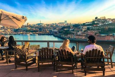 Secrets of Porto and Douro Valley with River Cruise and Scenic Train