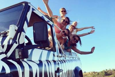 Algarve Jeep Half-Day Tour