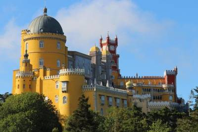 Sintra and Cascais Tour
