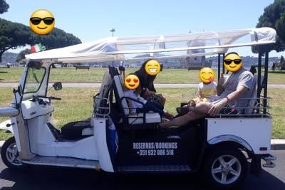 Transfer Aveiro - Aeroporto do Porto - Viatura eléctrica Tesla
