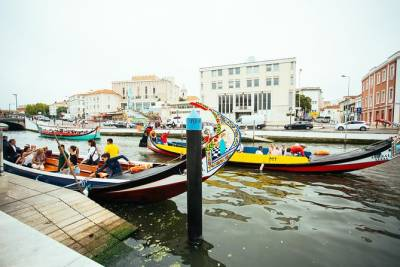 A Beautiful Private Day Trip: Aveiro, Mealhada & Coimbra