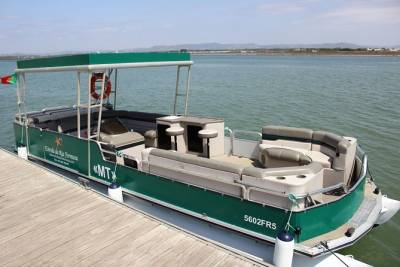 4 Islands | From Faro : Catamaran Tour in Ria Formosa - 4 Stops