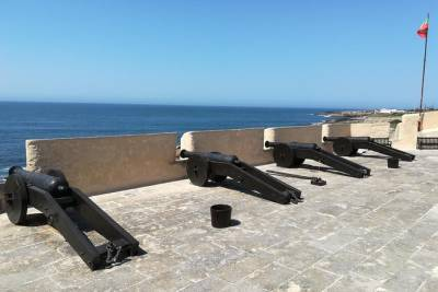 Maritime Fortifications in Cascais