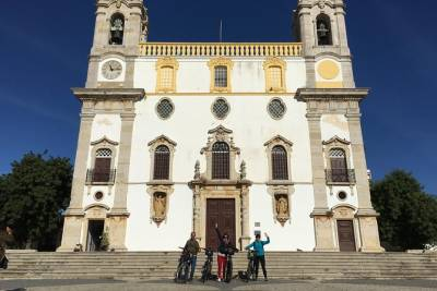 Faro Historic Bike Tour