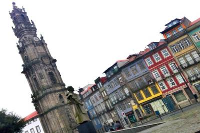 Full-Day Private Sightseeing Tour to Porto from Lisbon