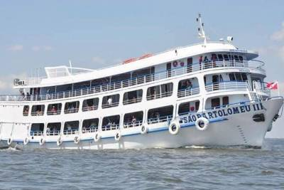 Manaus to Santarém by Boat
