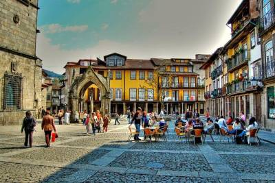 Braga & Guimarães (All Day Activities, Including Lunch + Dinner & Show)