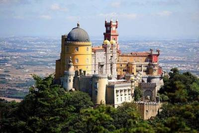Sintra Half day Private tour