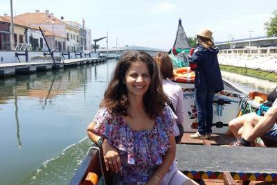 The Little Venice of Portugal: Aveiro Small Group Tour with Typical Boat Ride