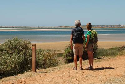 Rambling in the West Algarve - Self-Guided Walking Tour based in Portimão