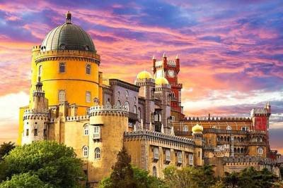 Individual 8-hour tour to Sintra and Cape Roca
