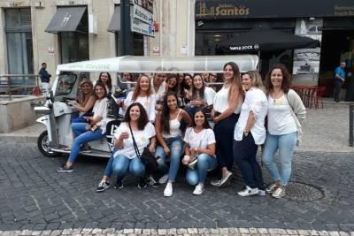 Minivan Porto Airport Transfer OPO to Porto City Centre - 8 Seater