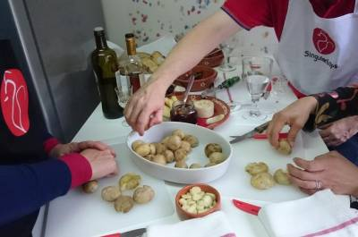Market to Plate Culinary Experience in Lisbon