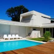 Villa by woods & beach