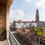 Sunny wide view apartment Porto's center