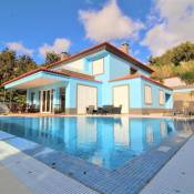 King blue Villa with private pool