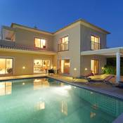 Alcantarilha Villa Sleeps 6 Air Con WiFi