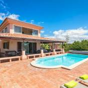 Benagil Villa Sleeps 10 Pool Air Con WiFi