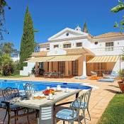 Alvor Villa Sleeps 10 Pool Air Con WiFi