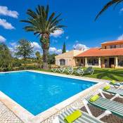 Alvor Villa Sleeps 12 Pool