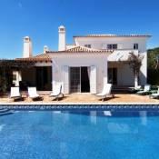 Vale do Garrao Villa Sleeps 10 Pool Air Con WiFi