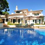 Vale do Garrao Villa Sleeps 8 Pool Air Con WiFi