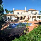 Vale do Lobo Villa Sleeps 8 Pool Air Con WiFi