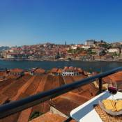 Vegan topfloor apartment-Douro&Ribeira Views