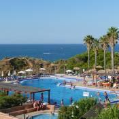Albufeira hotel pool