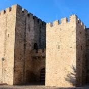 Castelo de Elvas - Main portico
