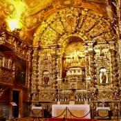Igreja de Santo António de Lagos - altar