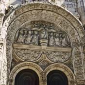 Manueline portal - Igreja da Nossa Senhora da Conceição