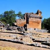 Roman complex in Milreu