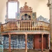 Igreja da Misericórdia interior - Tavira