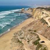 Praia das Amoeiras - Santa Cruz