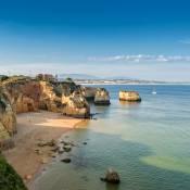 Praia do Pinhão - Lagos