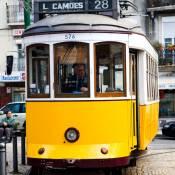 Alfama Tram