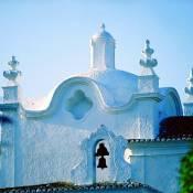 Algarvian Church - Igreja de Santana - Albufeira