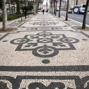 Avenida da Liberdade Pavement