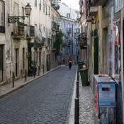 Bairro Alto Street - Lisbon