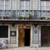 Bairro Alto Restaurant - Lisbon
