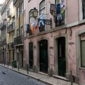 Washing Drying - Bairro Alto - Lisbon