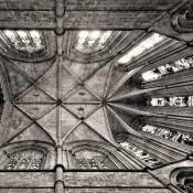 Batalha Chapterhouse stellar vaulted ceiling