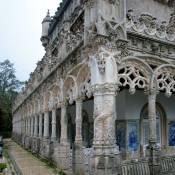 Palace of Busaco Detail