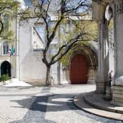 Carmo Convent Entrance