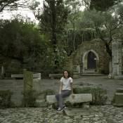 Lisbon Castle Garden
